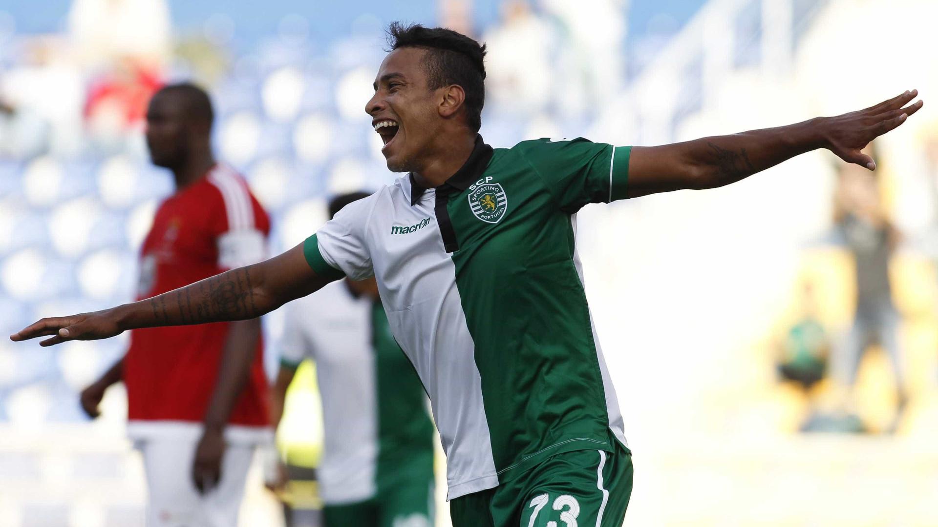 Augusto Inácio quer levar jovem do Sporting para o Moreirense