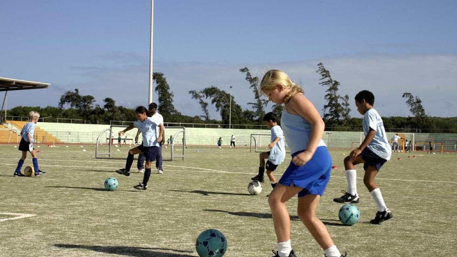 Alunos não fazem educação fisica e são vice-campeões em obesidade