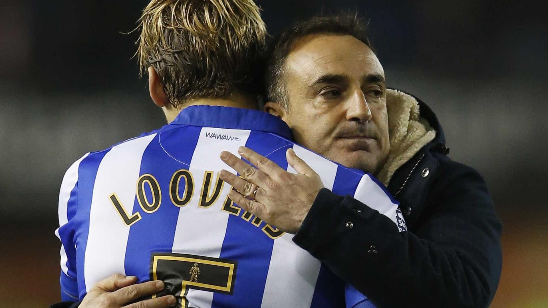 Ingleses colocam Carlos Carvalhal na rota do FC Porto