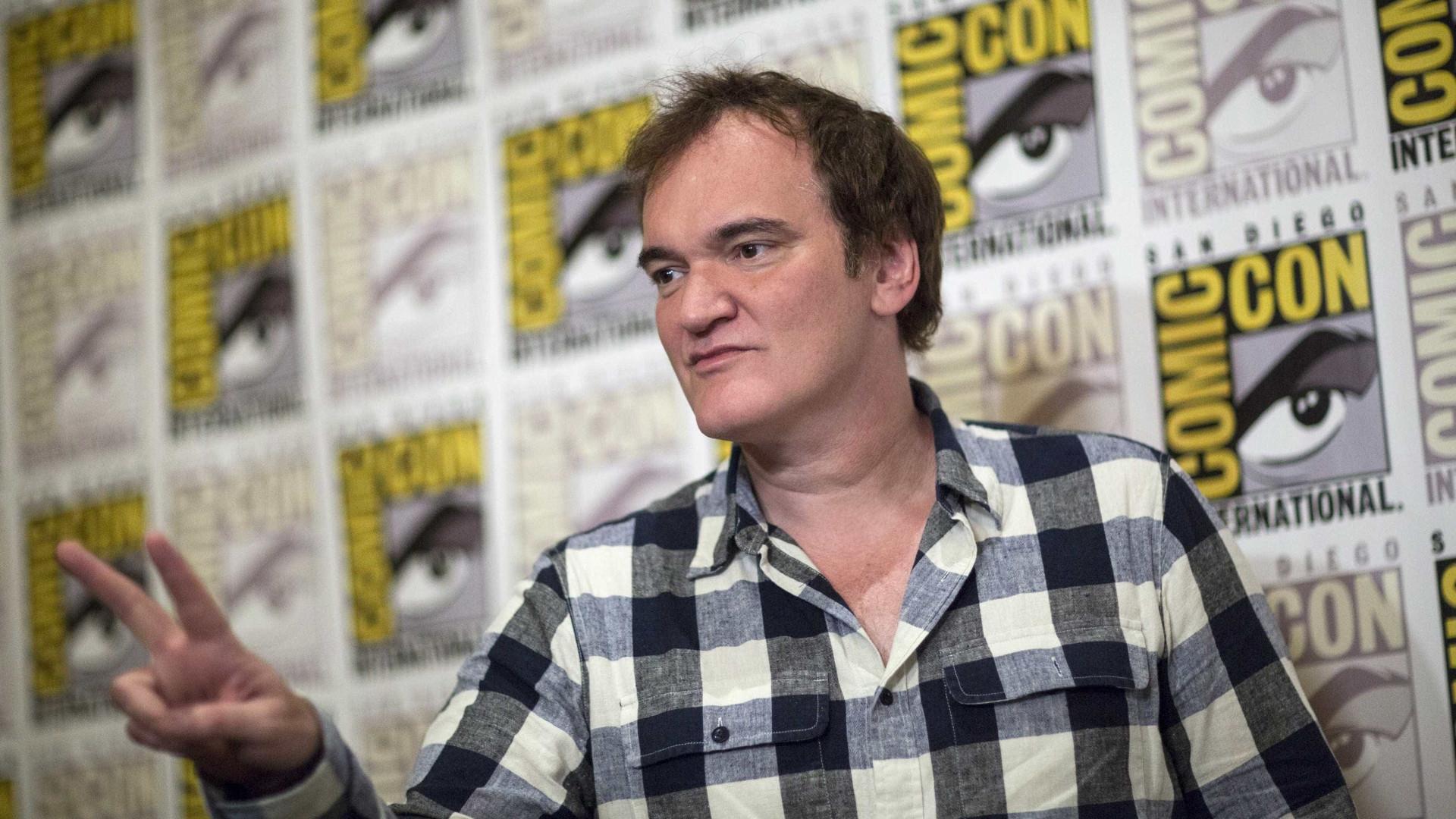 Tarantino não é fã da Netflix. E explica porquê