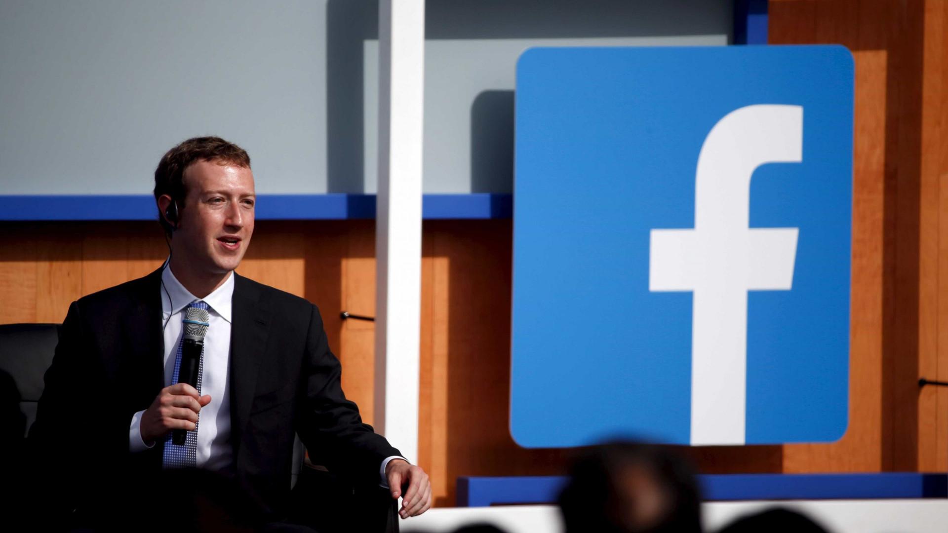 Parlamento Europeu convoca Zuckerberg para explicar uso de dados