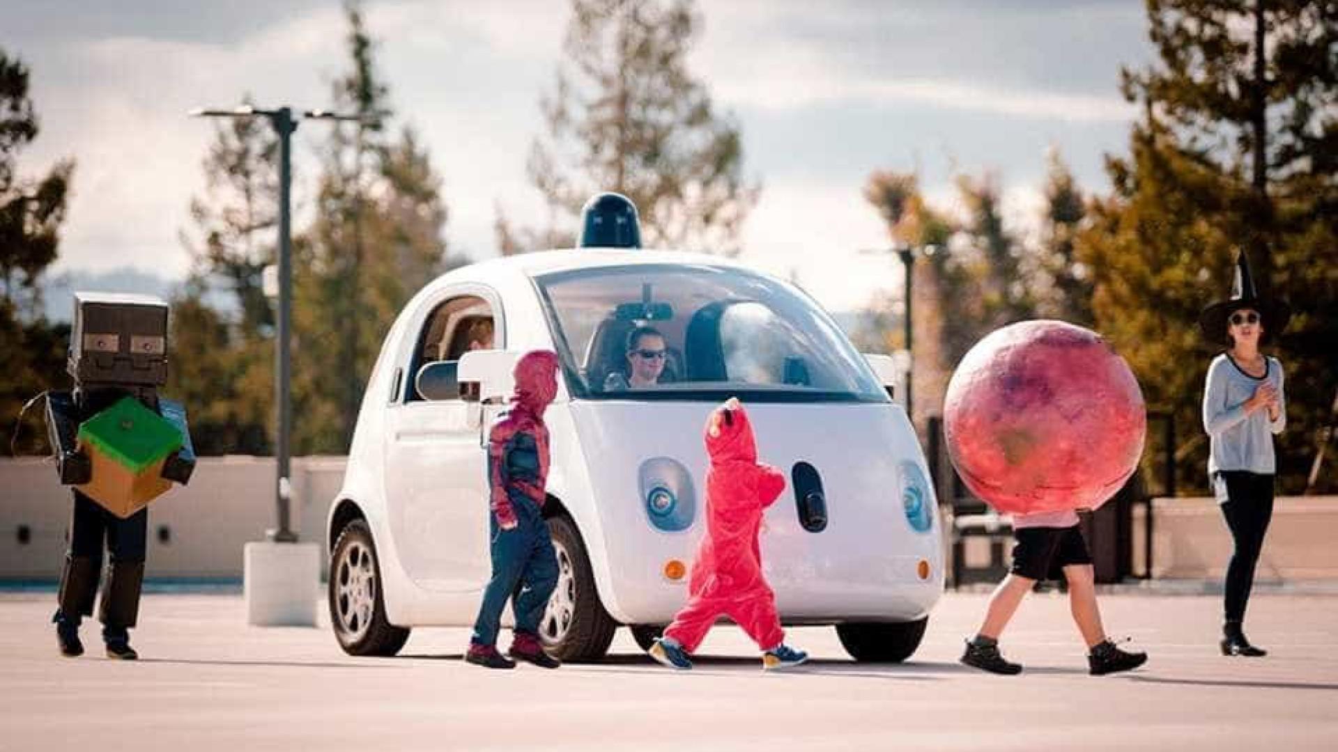 Carros autónomos podem vir a sofrer de 'bullying' nas estradas