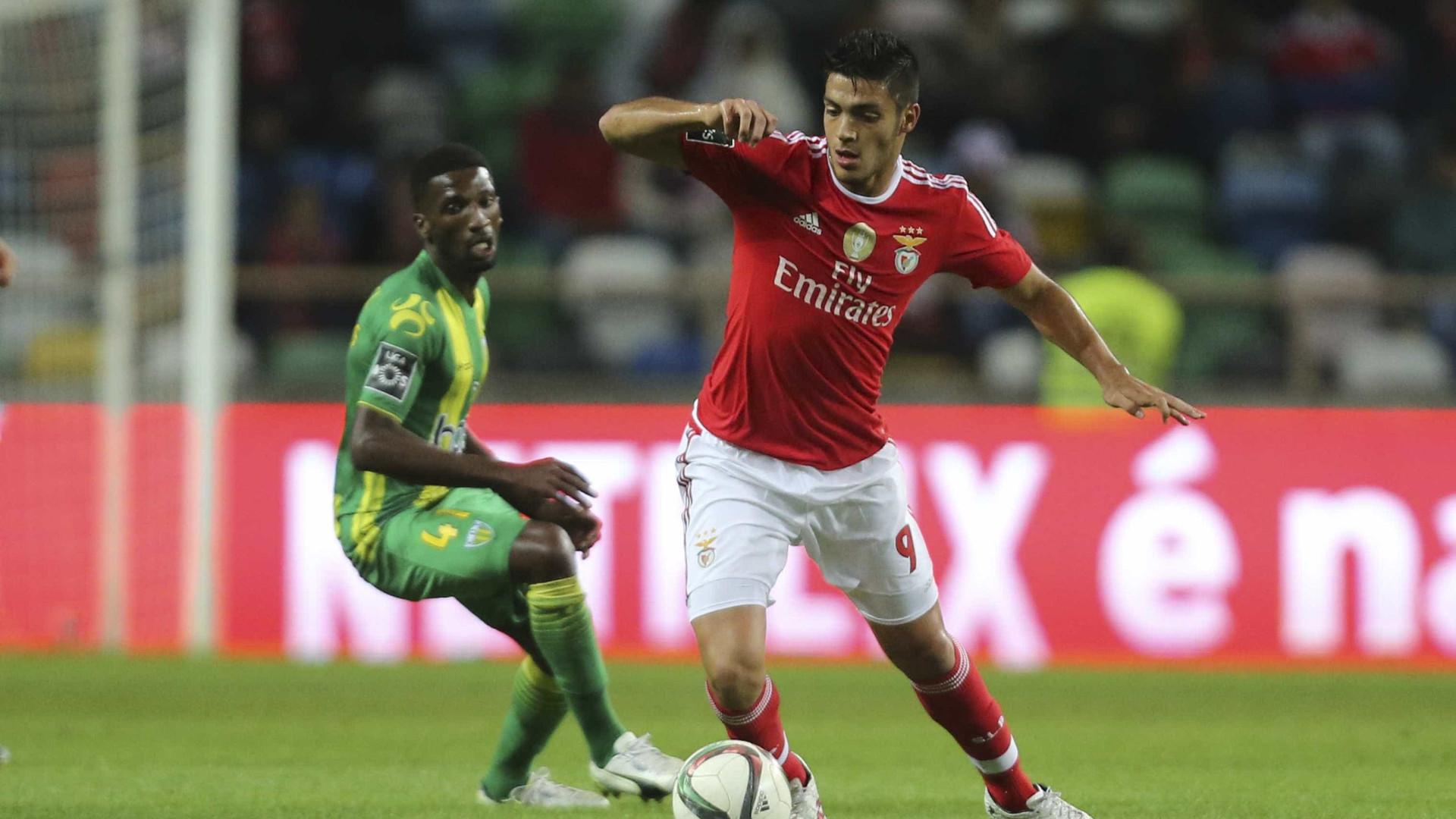 Raúl Jiménez não quer sair e pensa apenas no Benfica