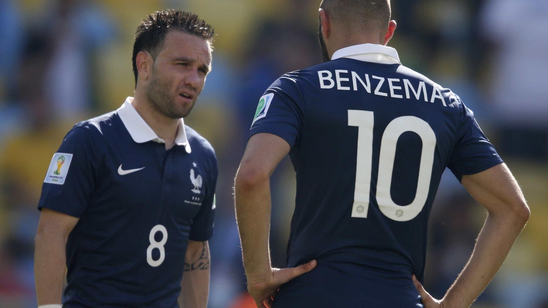 e51d235fae Federação francesa assegura que Benzema não foi afastado em definitivo