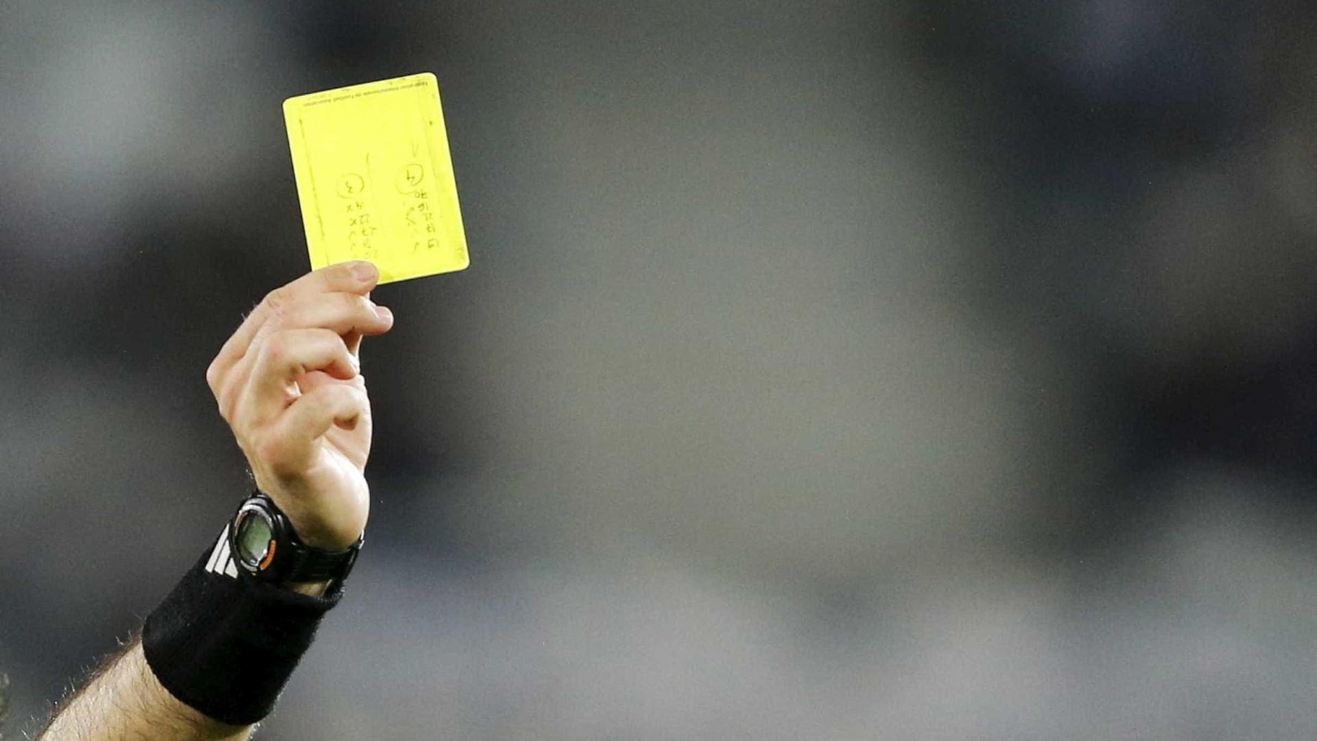 Conselho de Arbitragem reúne-se com os árbitros