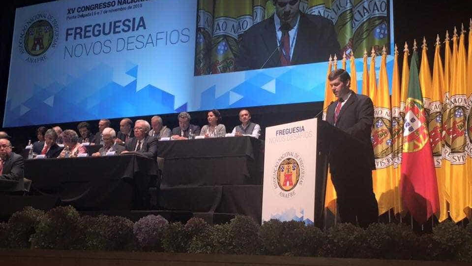 Anafre destaca reforço da autonomia, mas reclama descentralização