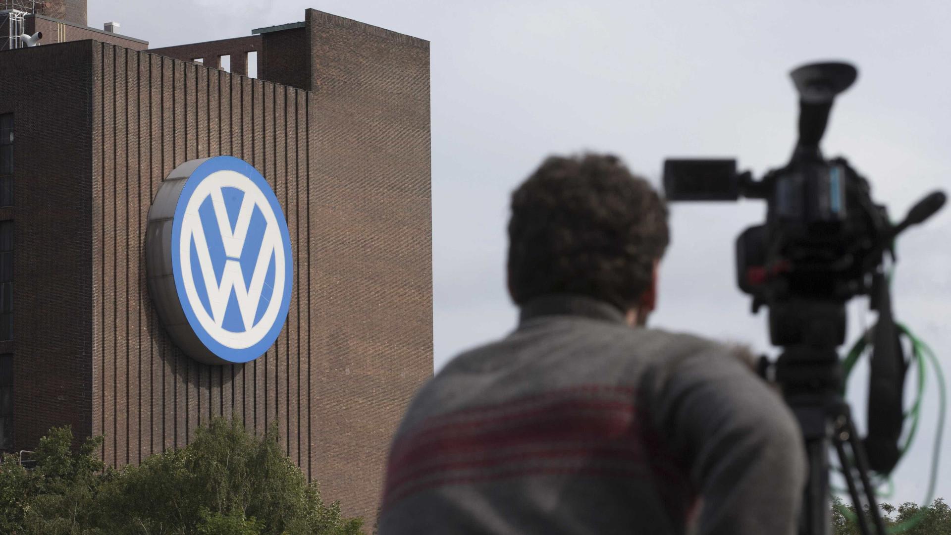 Emissões: VW declara-se culpada de conspiração e obstrução à Justiça