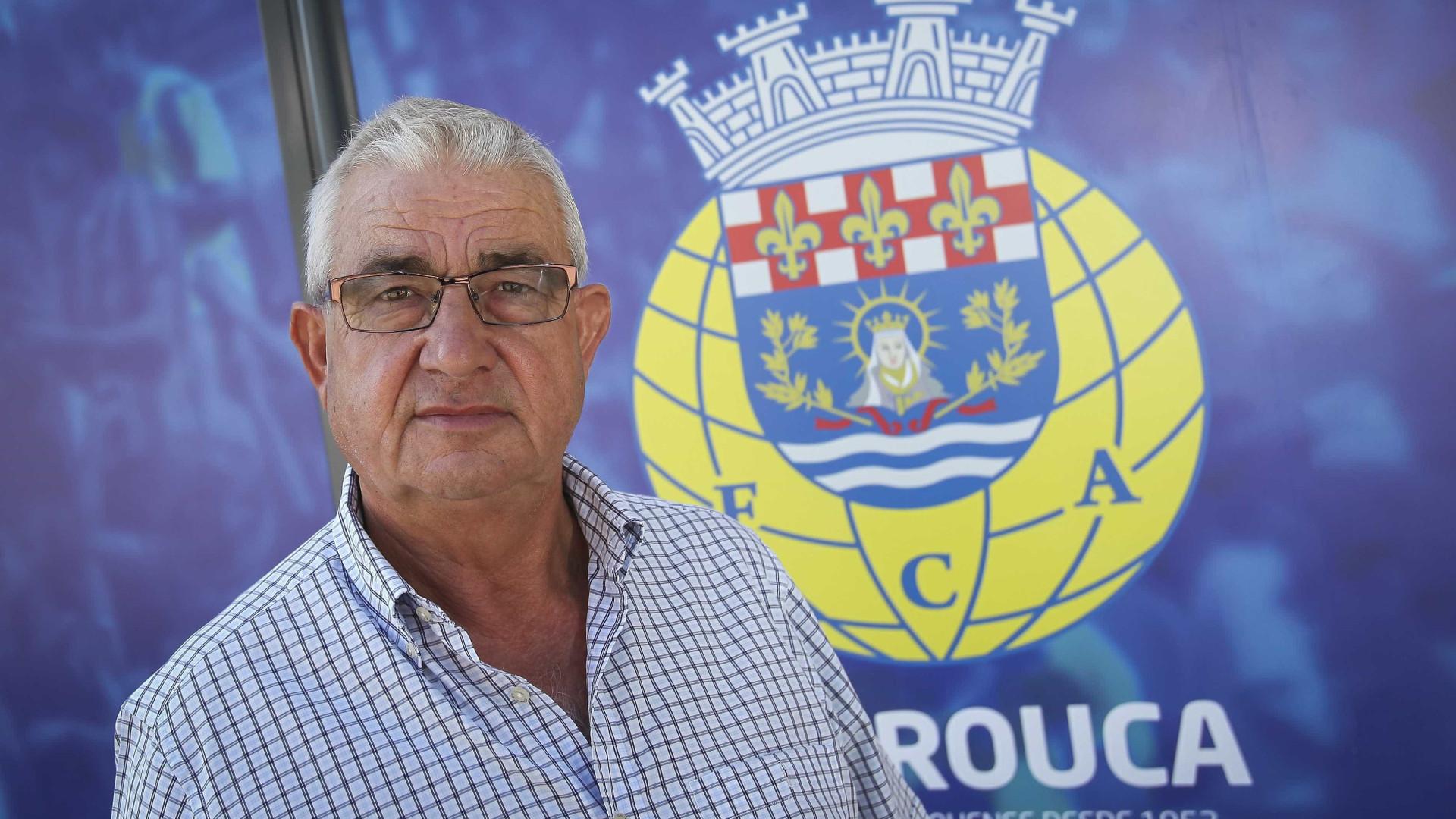 Após 'caso do túnel', Carlos Pinho não viajou com a equipa a Alvalade