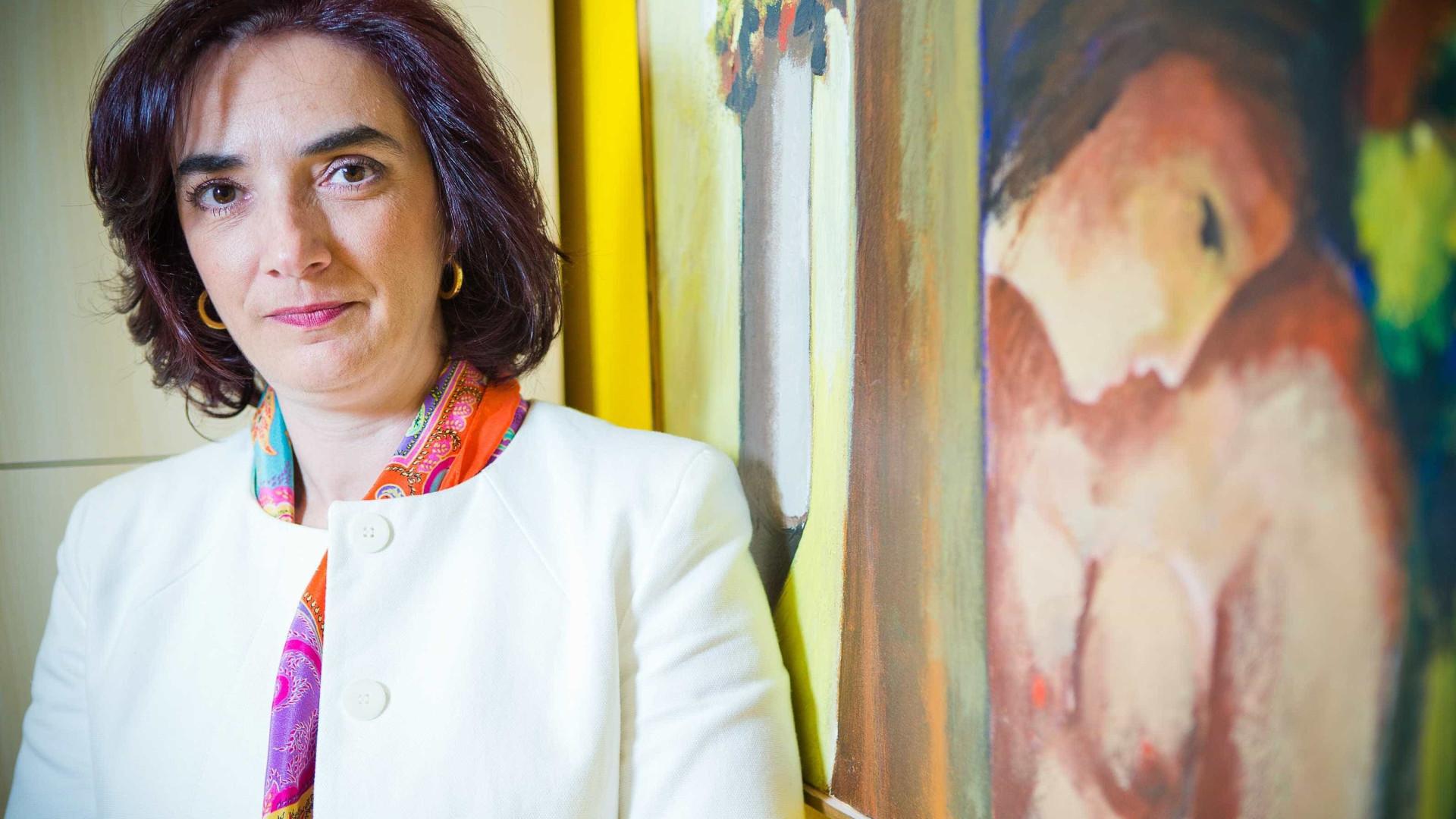 Presidente felicita cientista Elvira Fortunato por prémio polaco