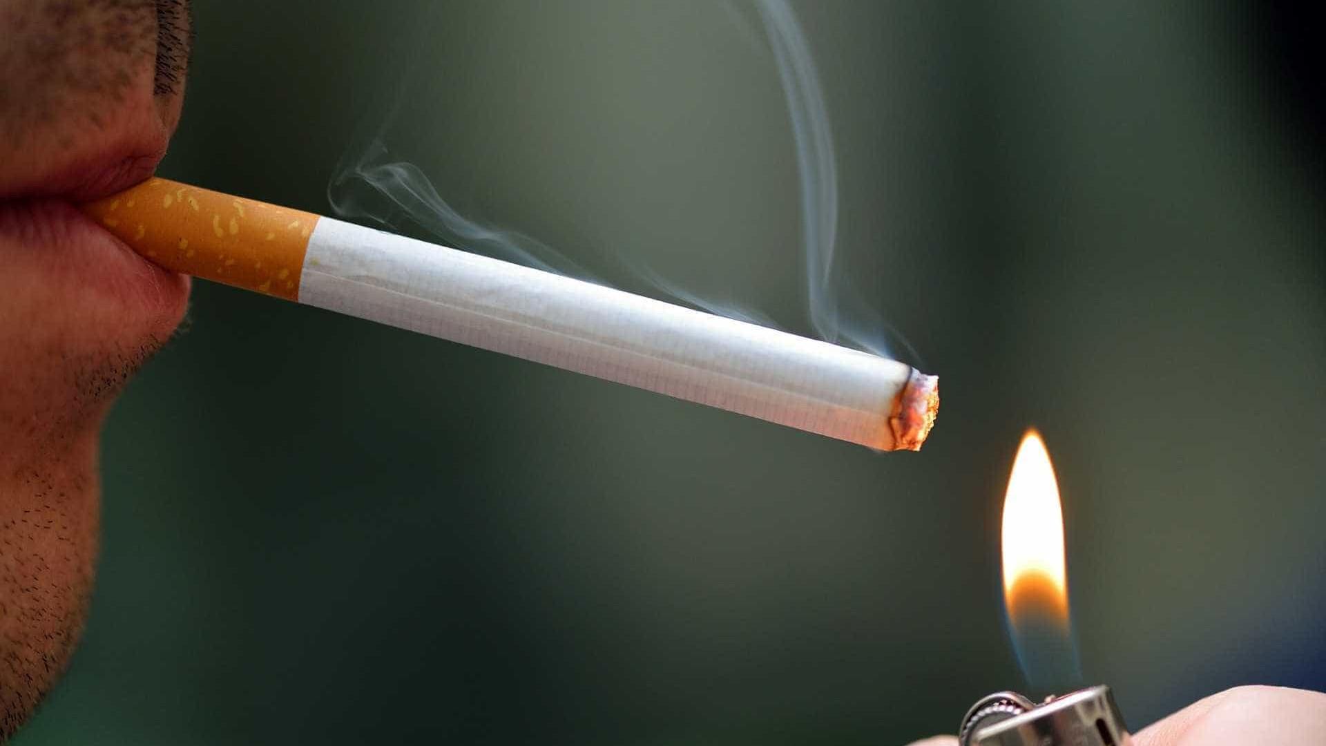 Não é preciso fumar muito, um cigarro apenas pode ser fatal