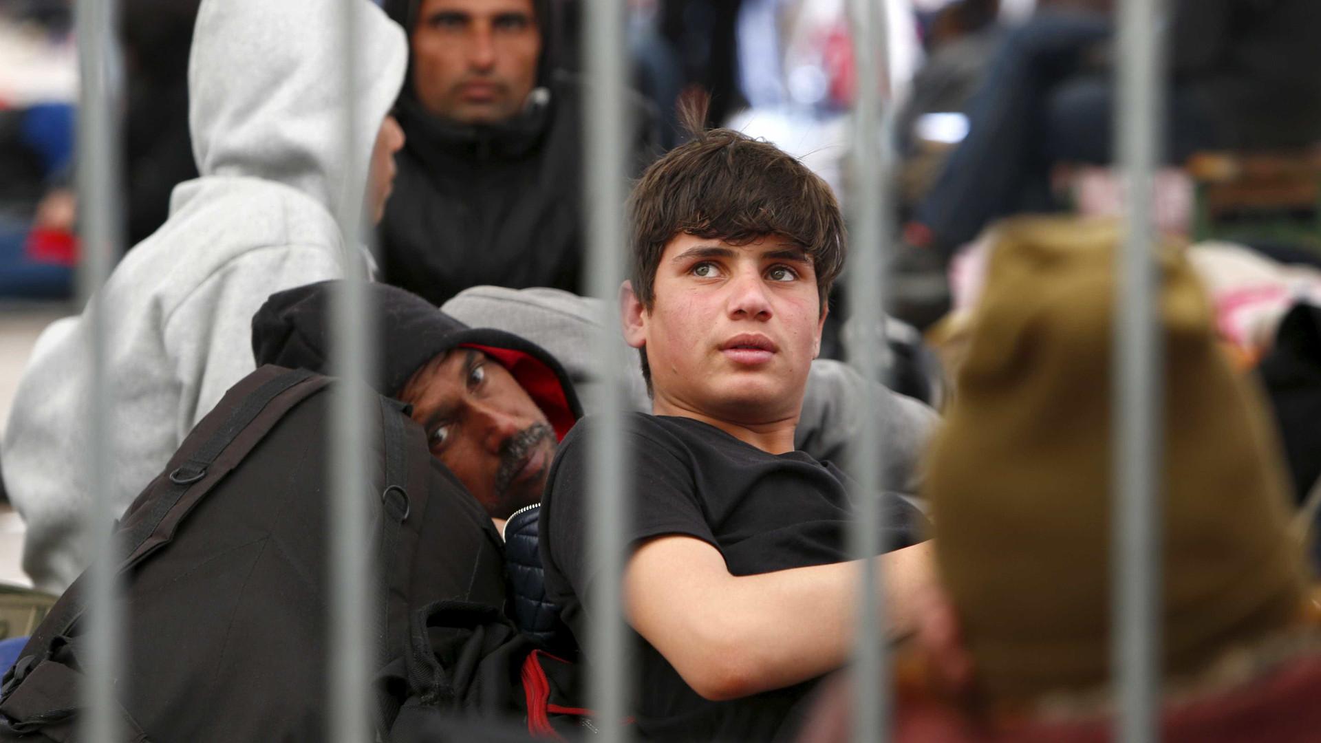 Cerca de 18 mil migrantes chegaram à Europa por terra em 2018