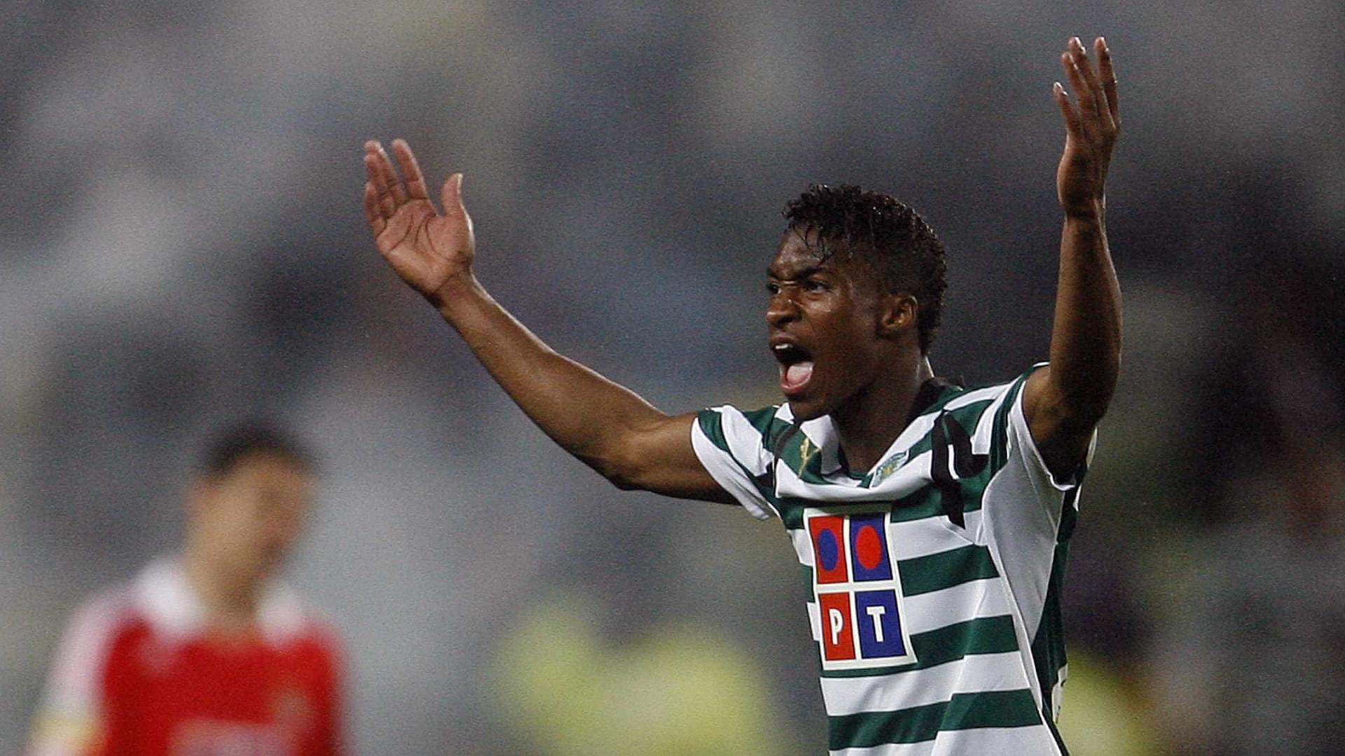 Yannick Djaló vai regressar a Portugal