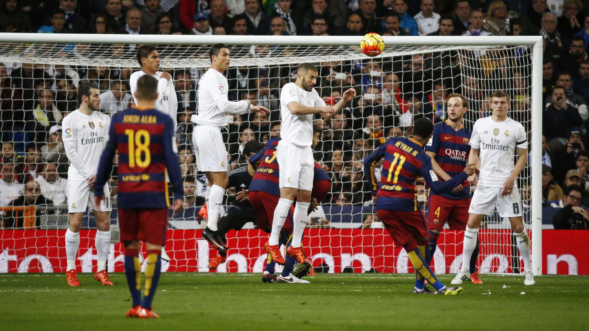 Toda a receita do Barcelona - Real Madrid será cedida ao Chapecoense