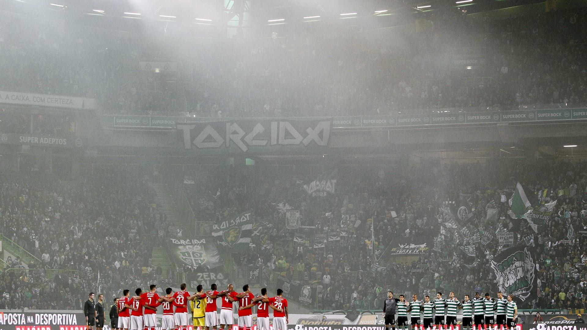 Dérbi entre Benfica e Sporting já tem data e hora marcada