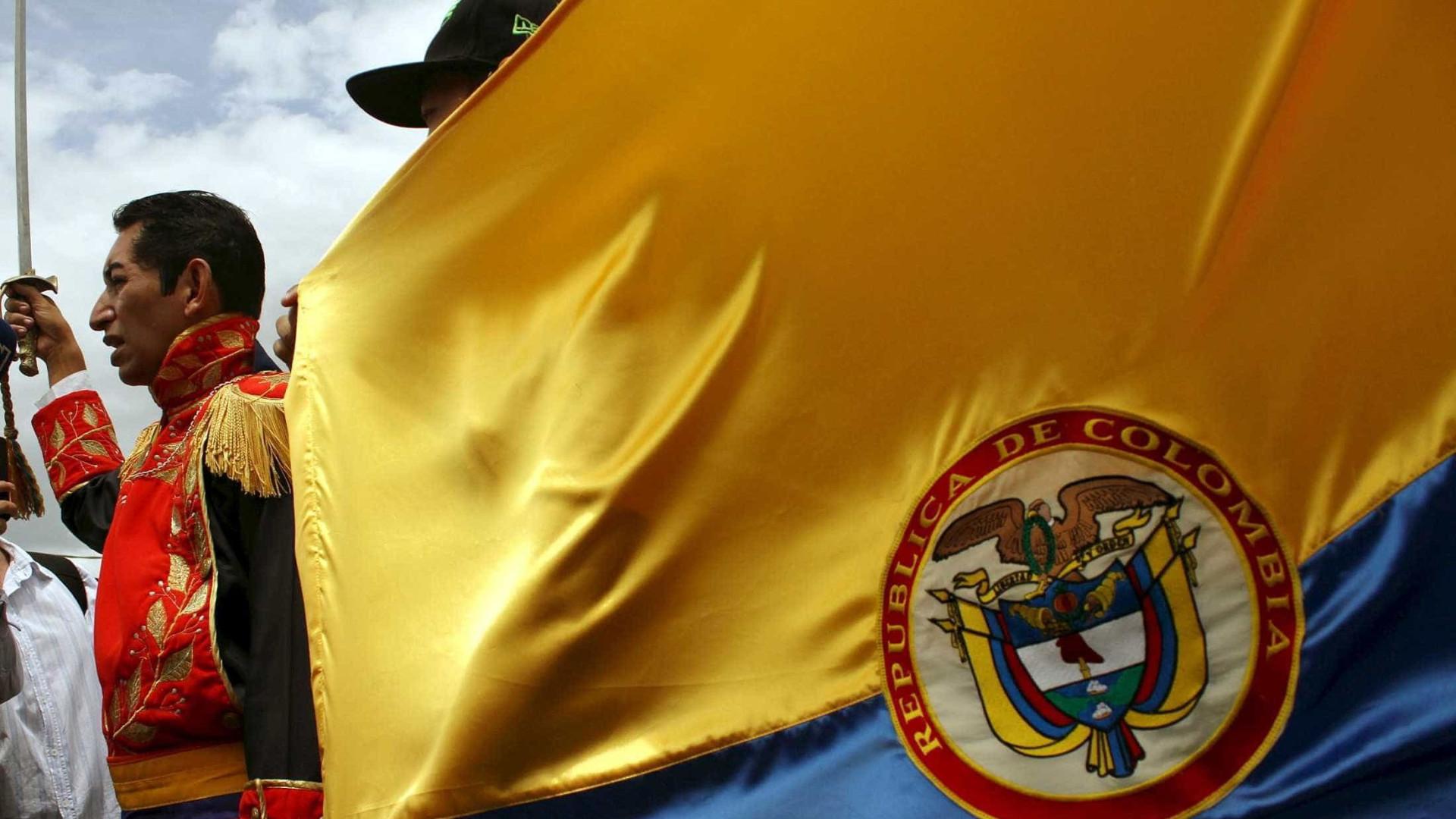 Deslizamento de terras na Colômbia faz pelo menos quatro mortos