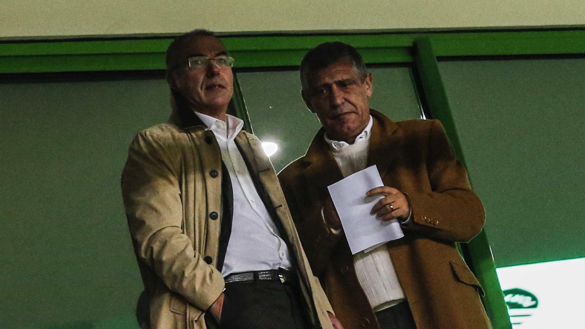 """""""Gostava que o Sporting fosse campeão, mas primeiro está o Moreirense"""""""