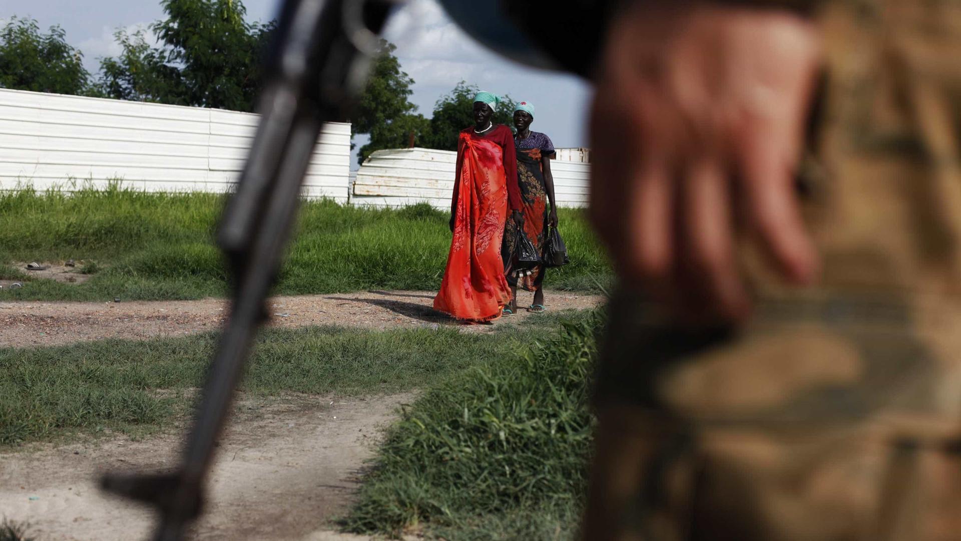 Oposição pede à comunidade internacional intervenção no Sudão do Sul