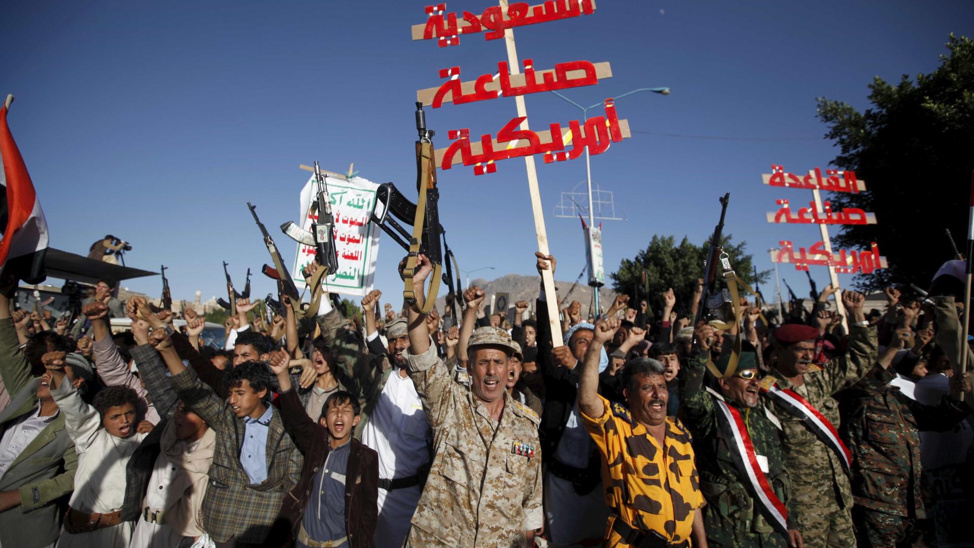 Partido confirma morte do antigo presidente do Iémen