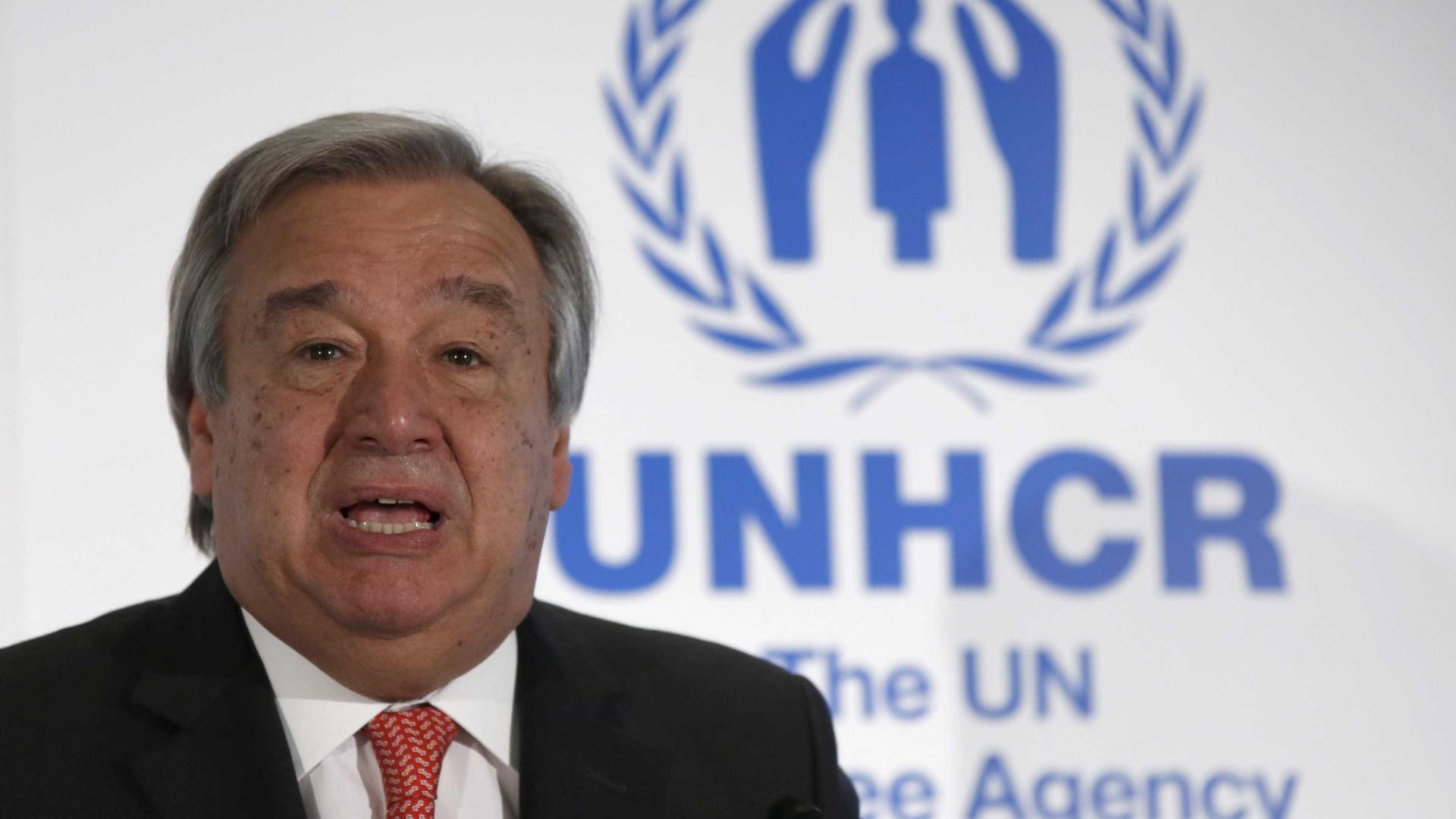 Secretário-geral da ONU já chegou a Bogotá para iniciar visita à Colômbia