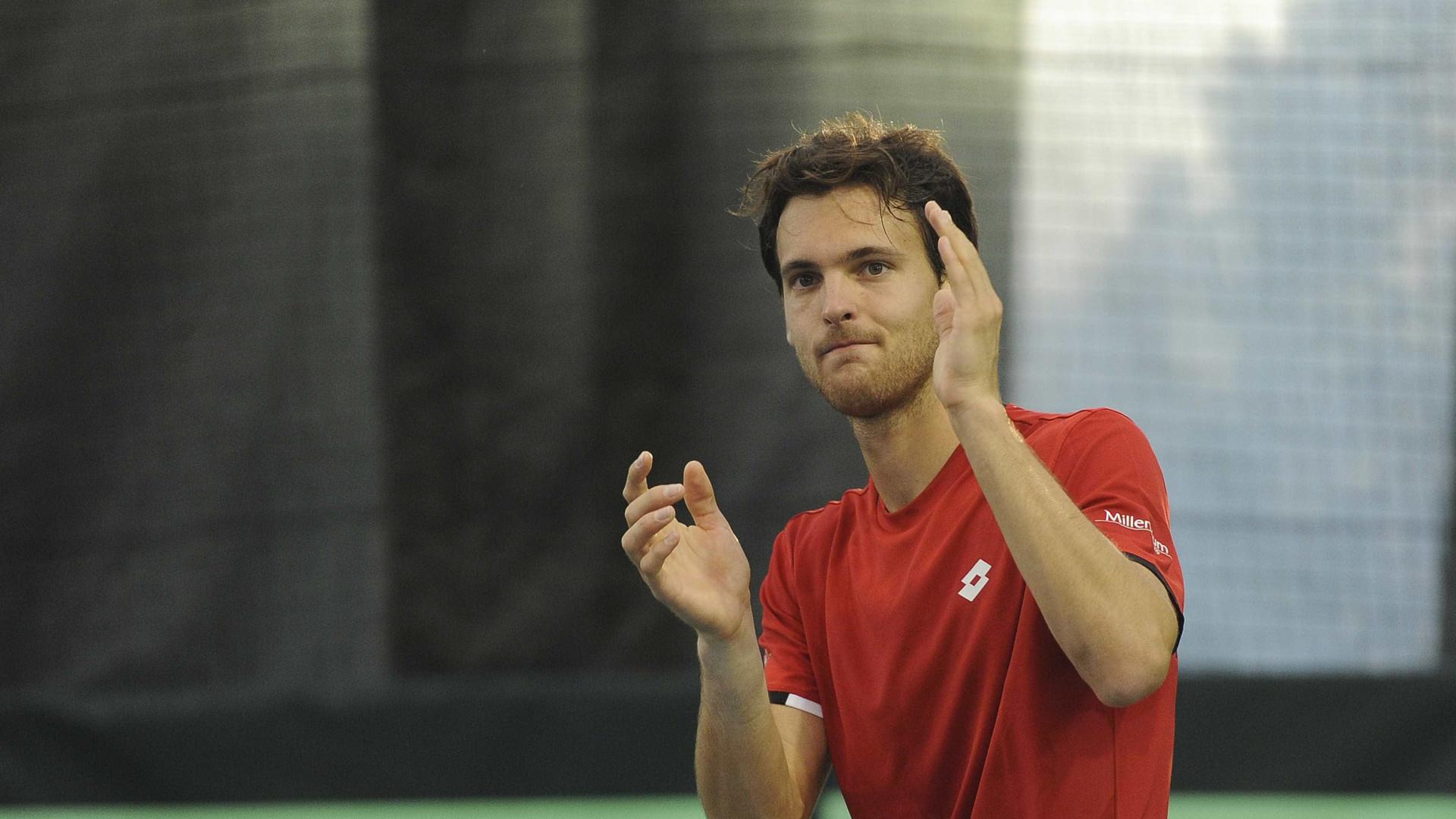 João Sousa e Gastão Elias sobem no ranking ATP