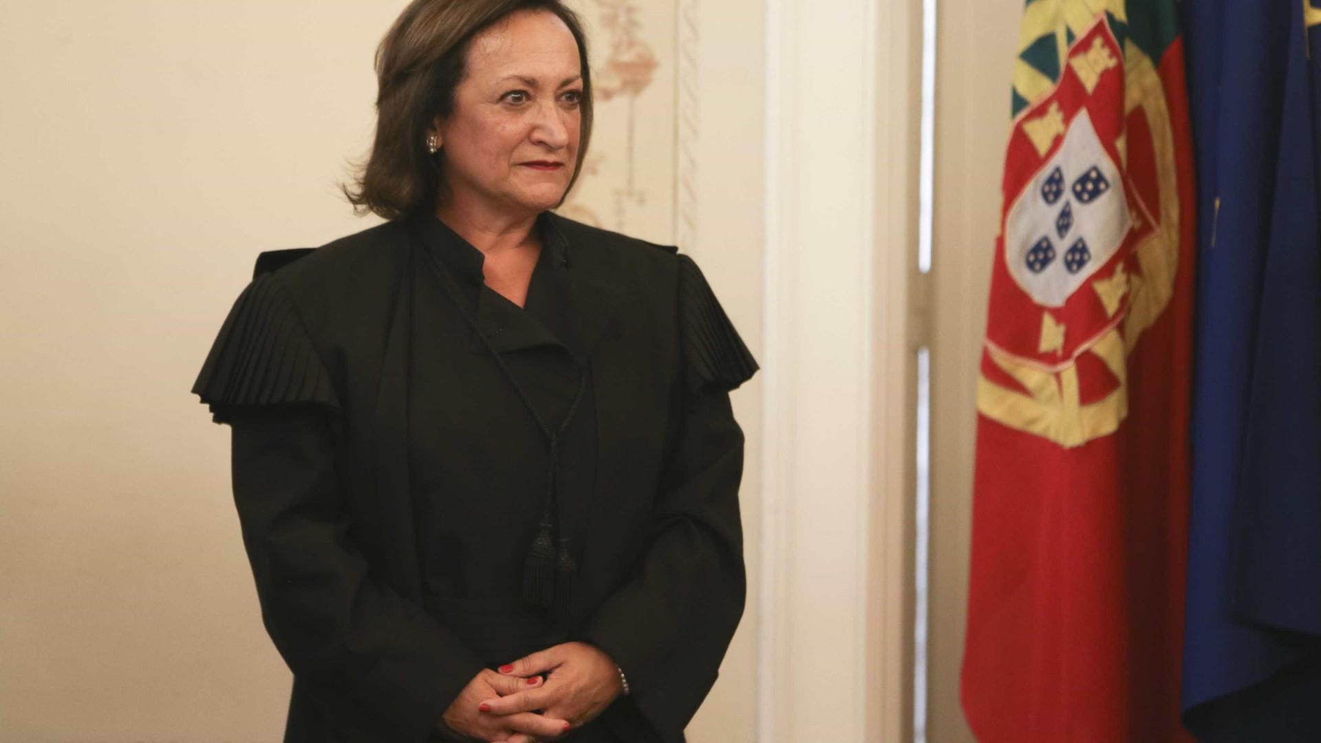 """No 'adeus', Marques Vidal reitera """"possibilidade de renovação do mandato"""""""