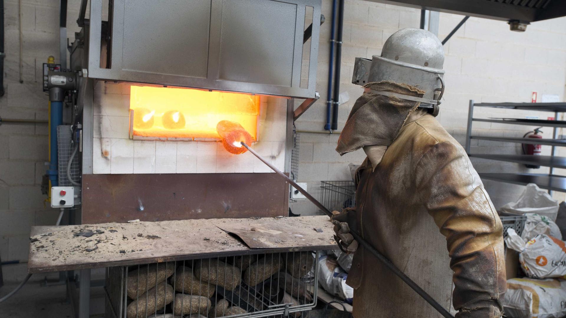 Há um ano classificado pela UNESCO, fabrico de chocalhos aguarda verbas