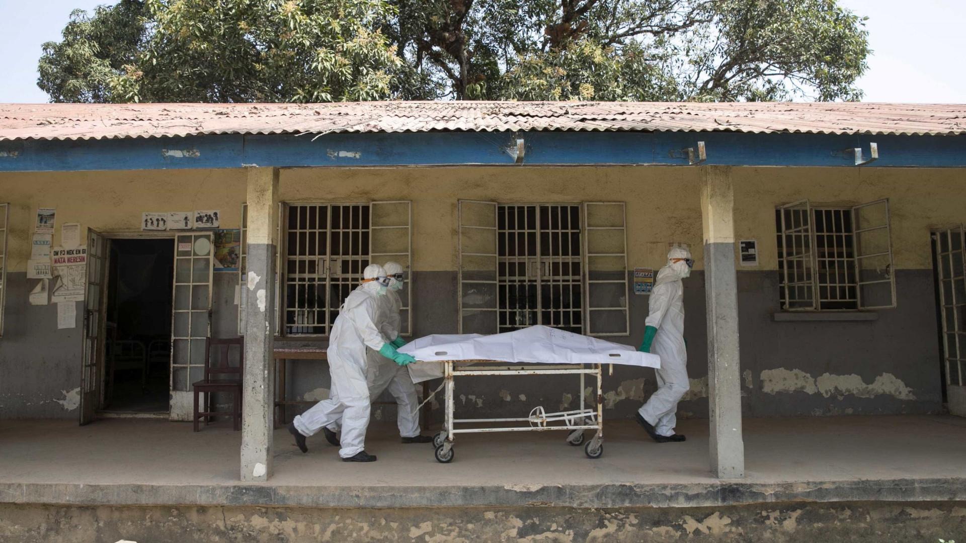 Número de mortos provocados por epidemia de ébola no Congo subiu para 152