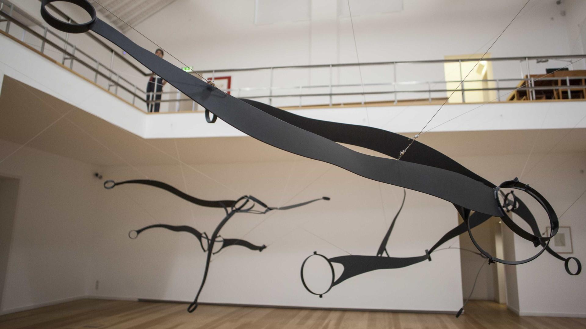 Exposição com esculturas inéditas de Rui Chafes inaugurada hoje em Lisboa
