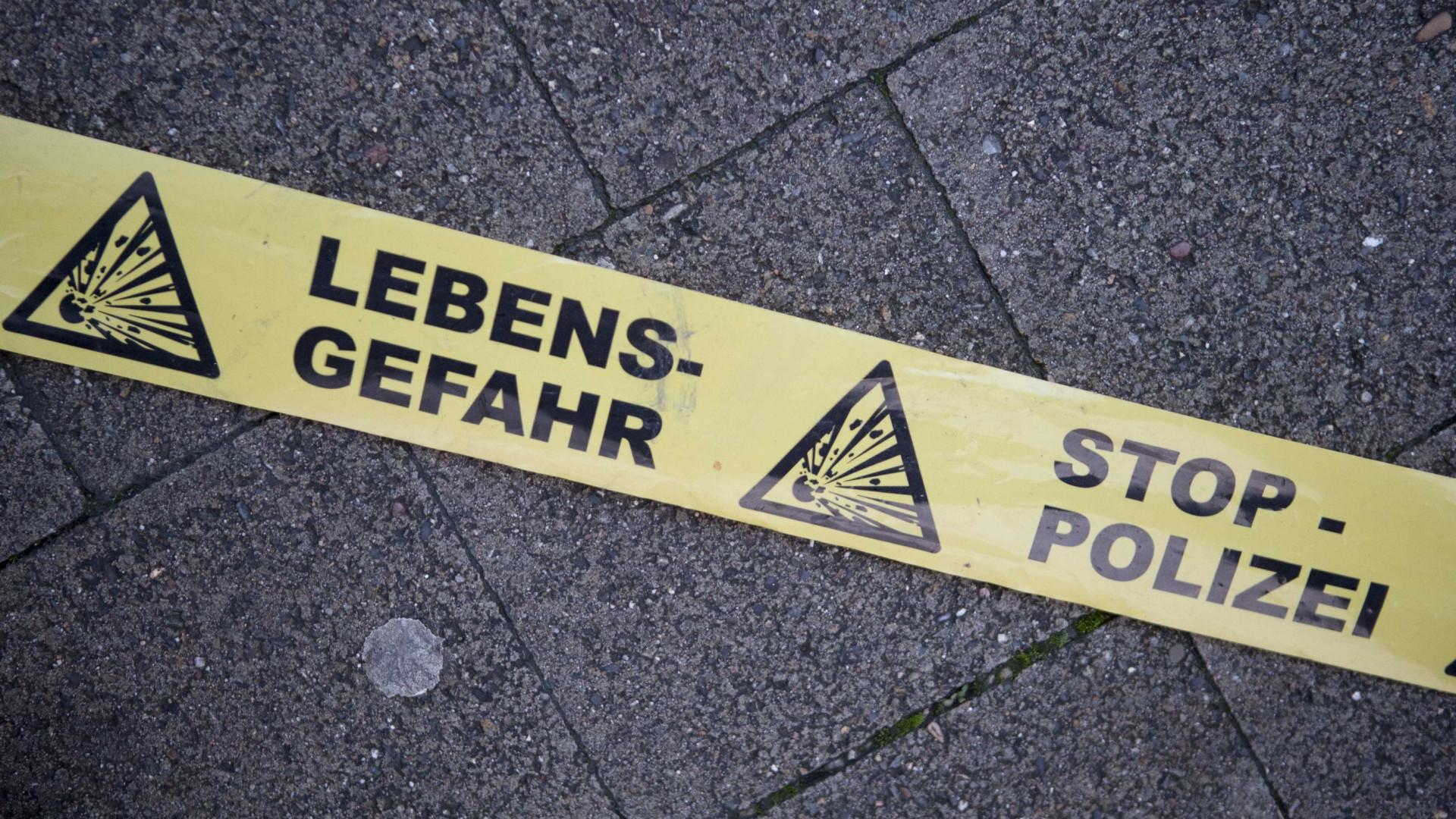 Cinco tribunais evacuados na Alemanha devido a ameaça de bomba