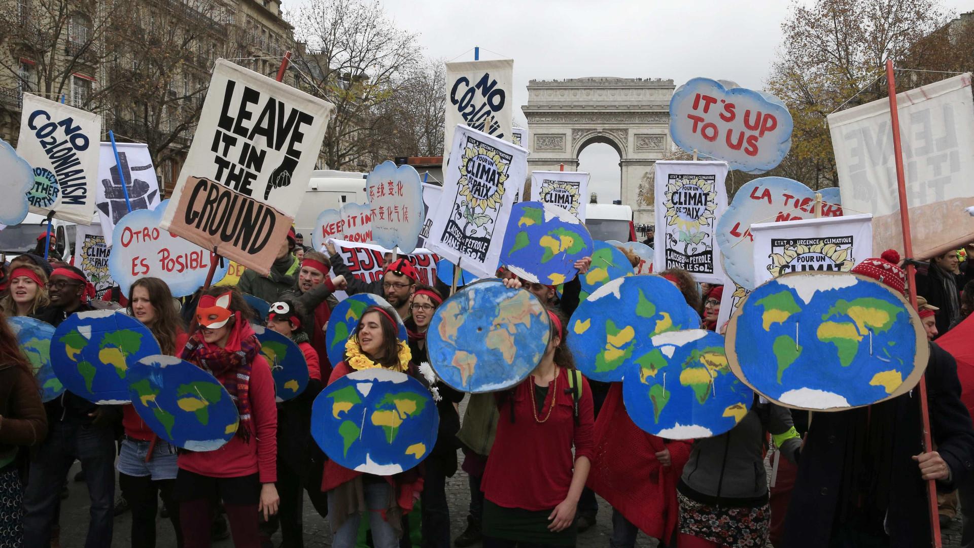 Clima: Supremo Tribunal dos EUA permite avançar processo contra governo