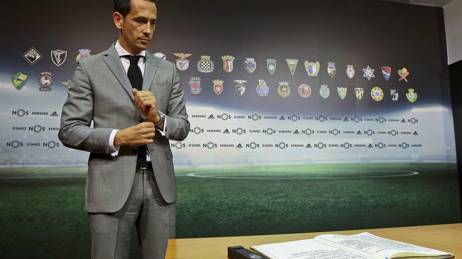 PSD quer retirar arbitragem da Liga de Clubes