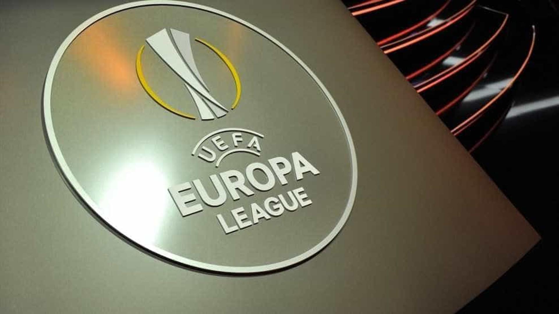 Liga Europa: Confira os resultados e marcadores