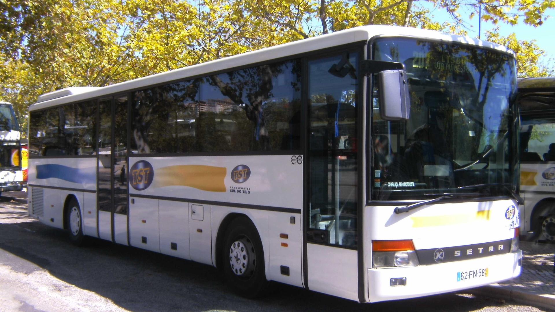 Homem morre atropelado por autocarro no Seixal