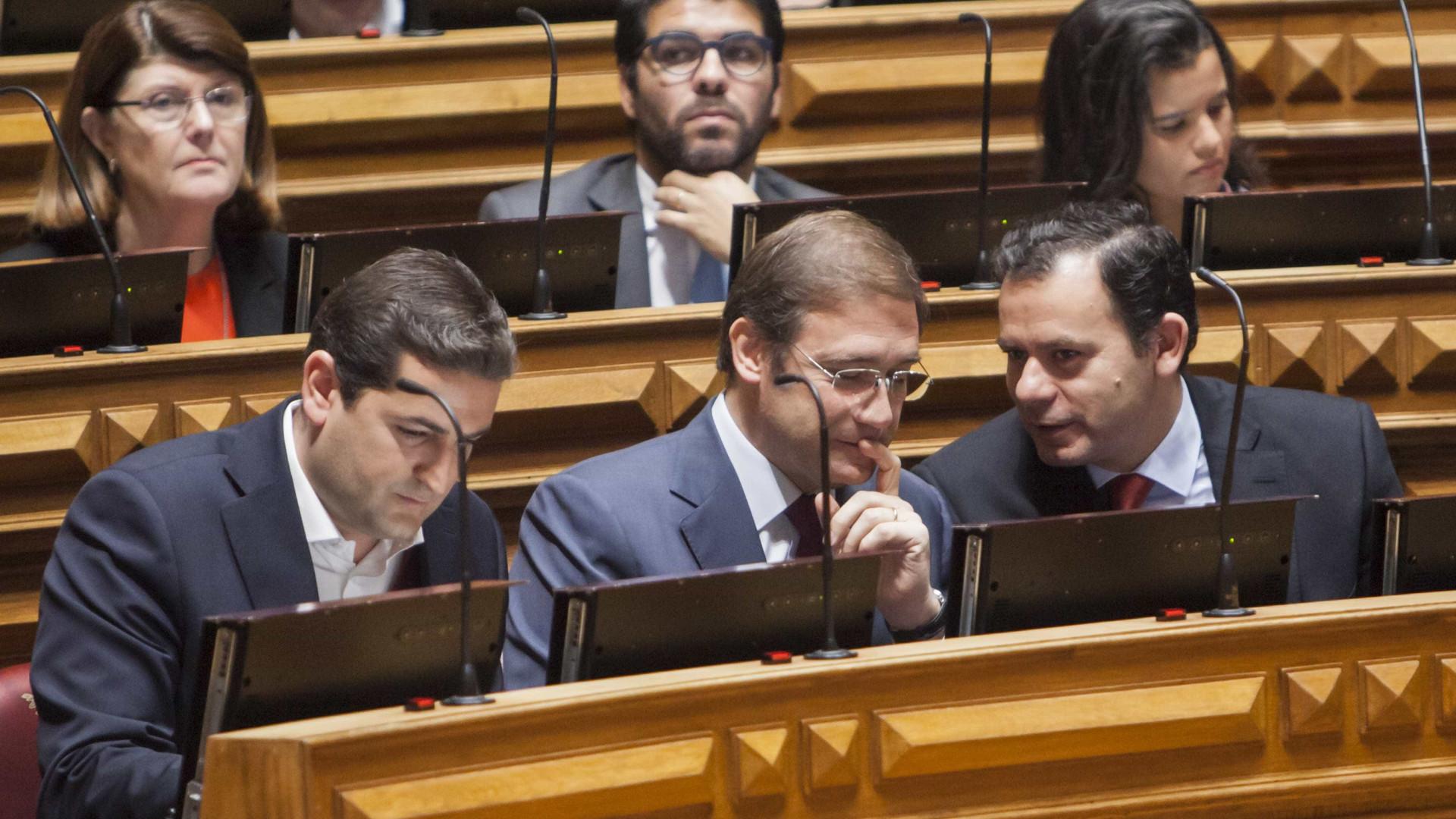 """Pedrógão: PSD marca debate para """"dar voz"""" a perguntas e inquietações"""