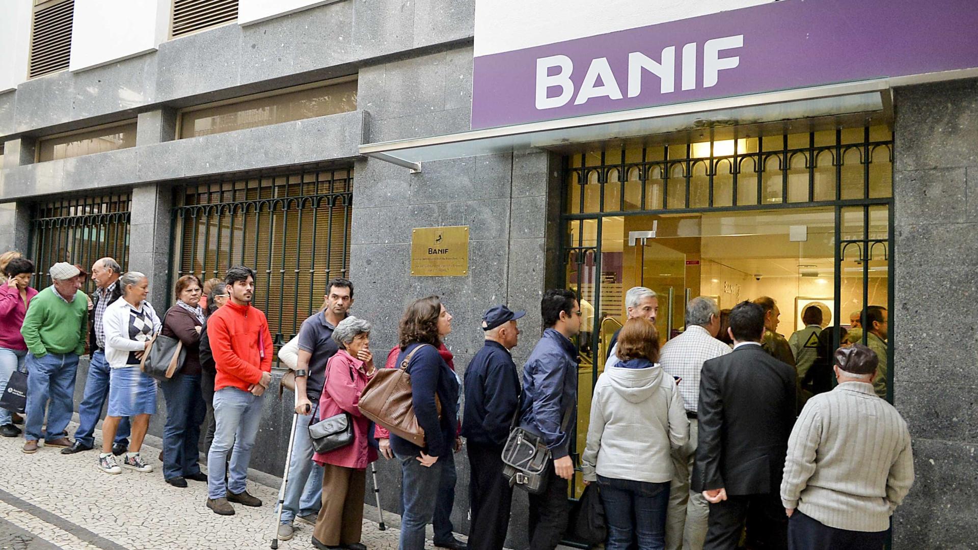 Lesados do Banif têm até hoje para colocarem ações em tribunal