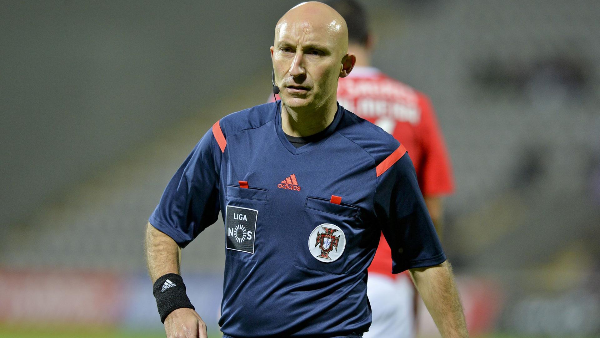 Sporting de Braga contrata ex-árbitro Cosme Machado
