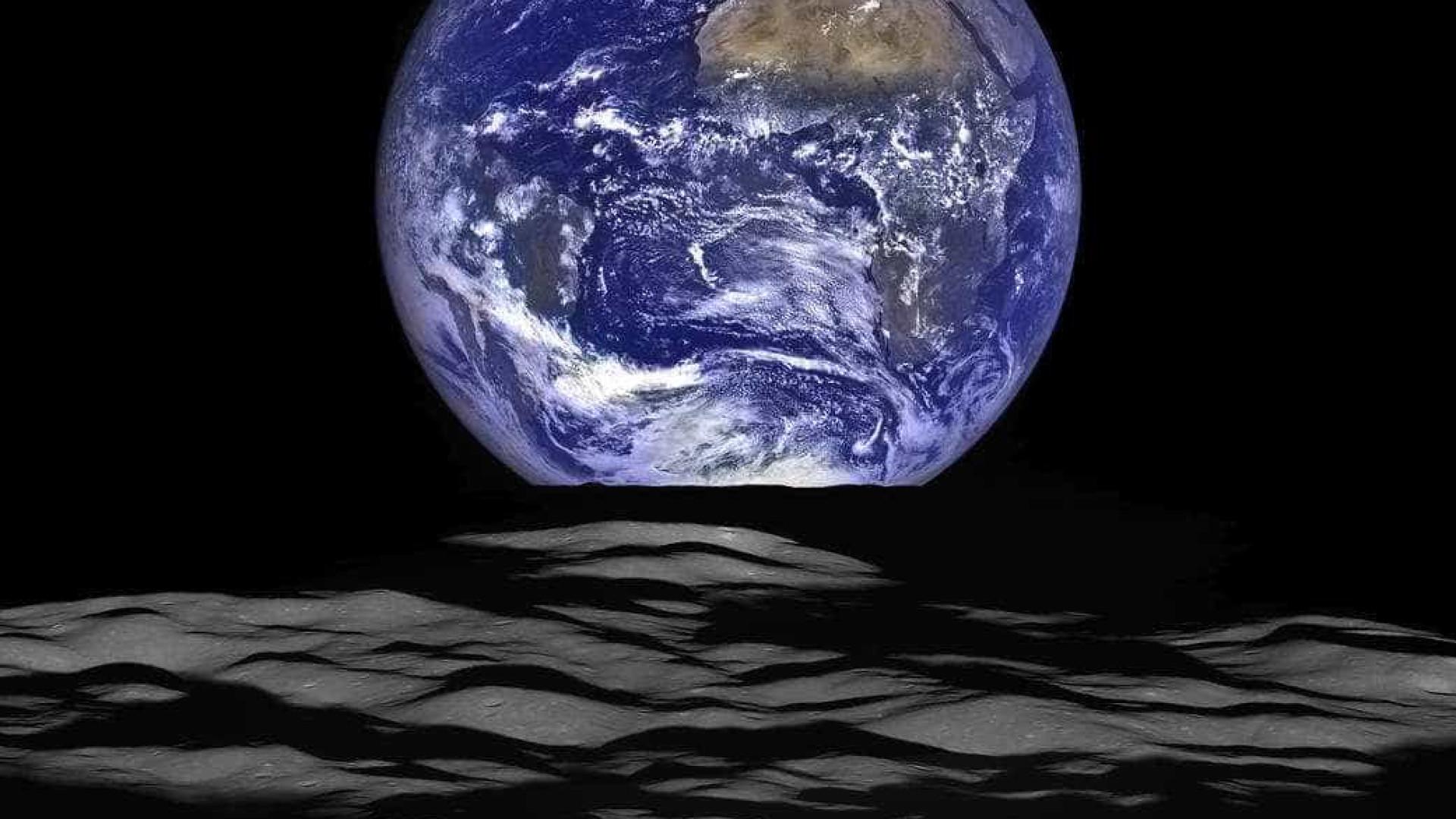 Investigadores já conhecem a localização ideal para a base na Lua