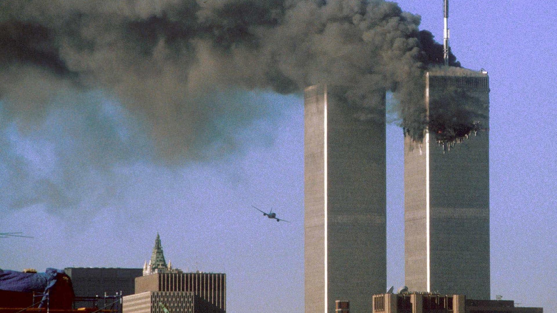 Imagens restauradas mostram drama de ataques de 11 de Setembro