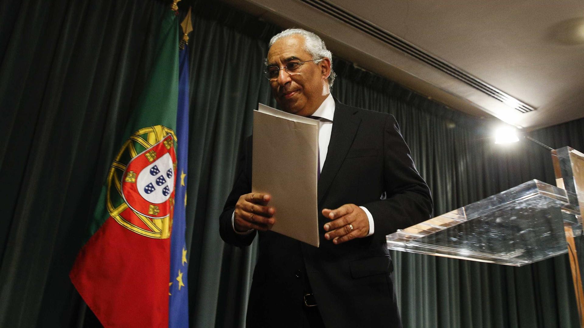 """Costa pede reforço do diálogo social para """"trabalho com direitos"""""""