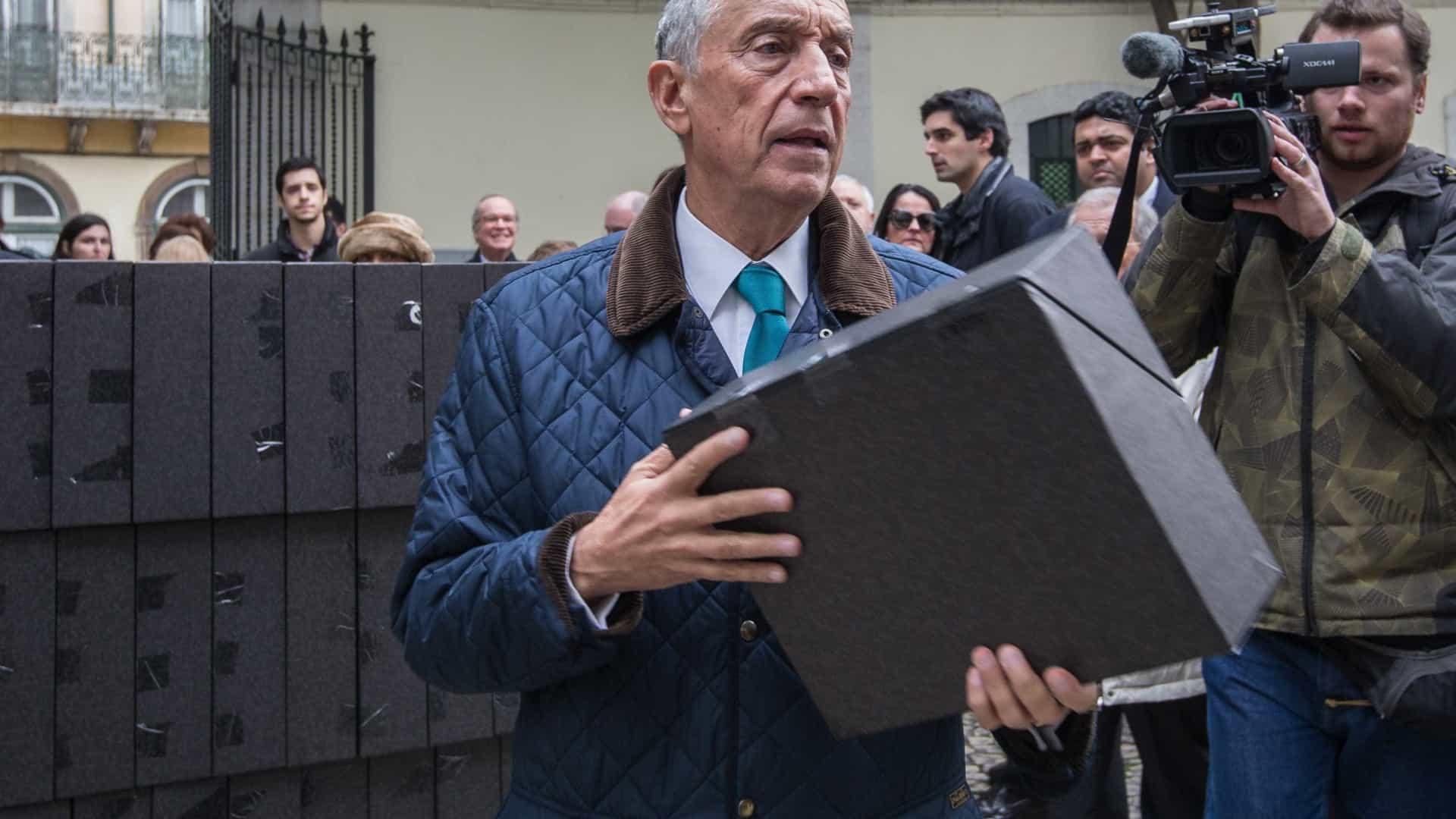 Marcelo favorável a redução de financiamento partidário