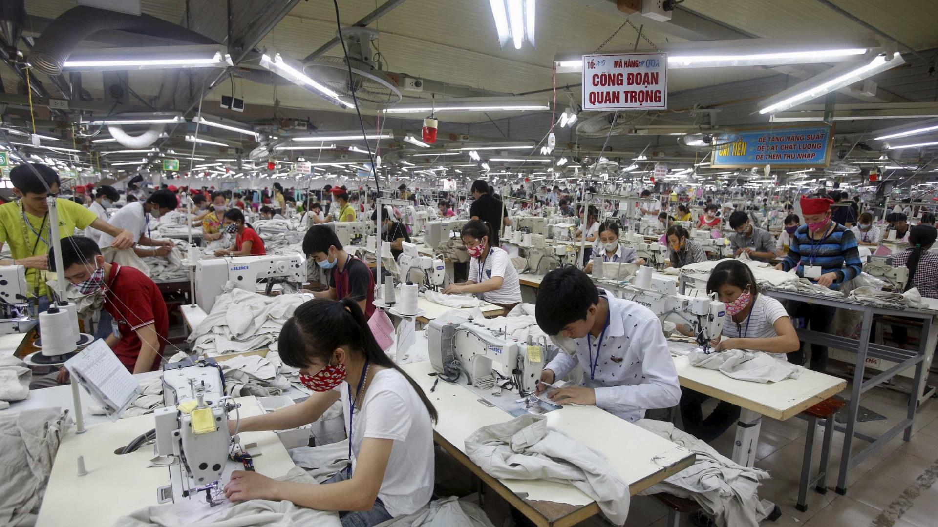 Portugal já concorre com a China em produtos têxteis