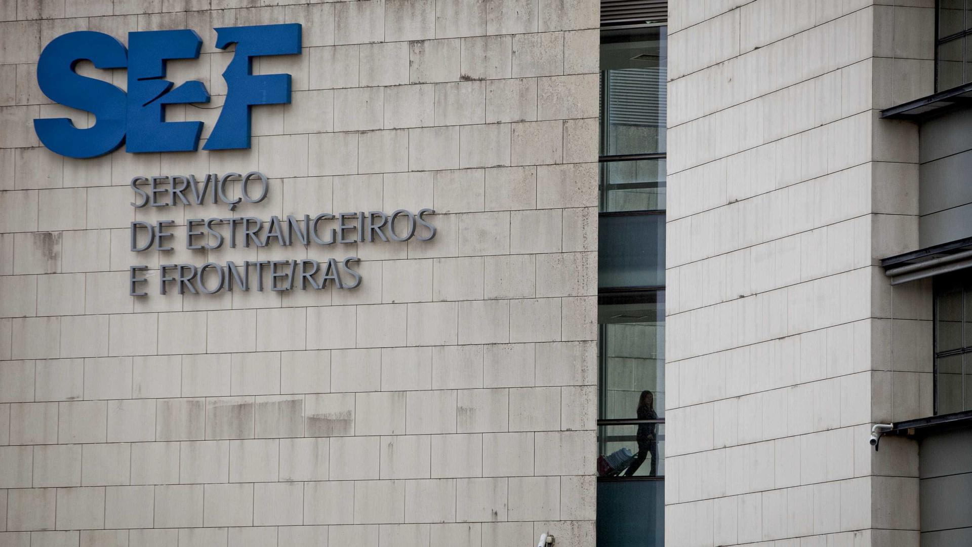 SEF deteta 15 estrangeiros em situação irregular na região Centro