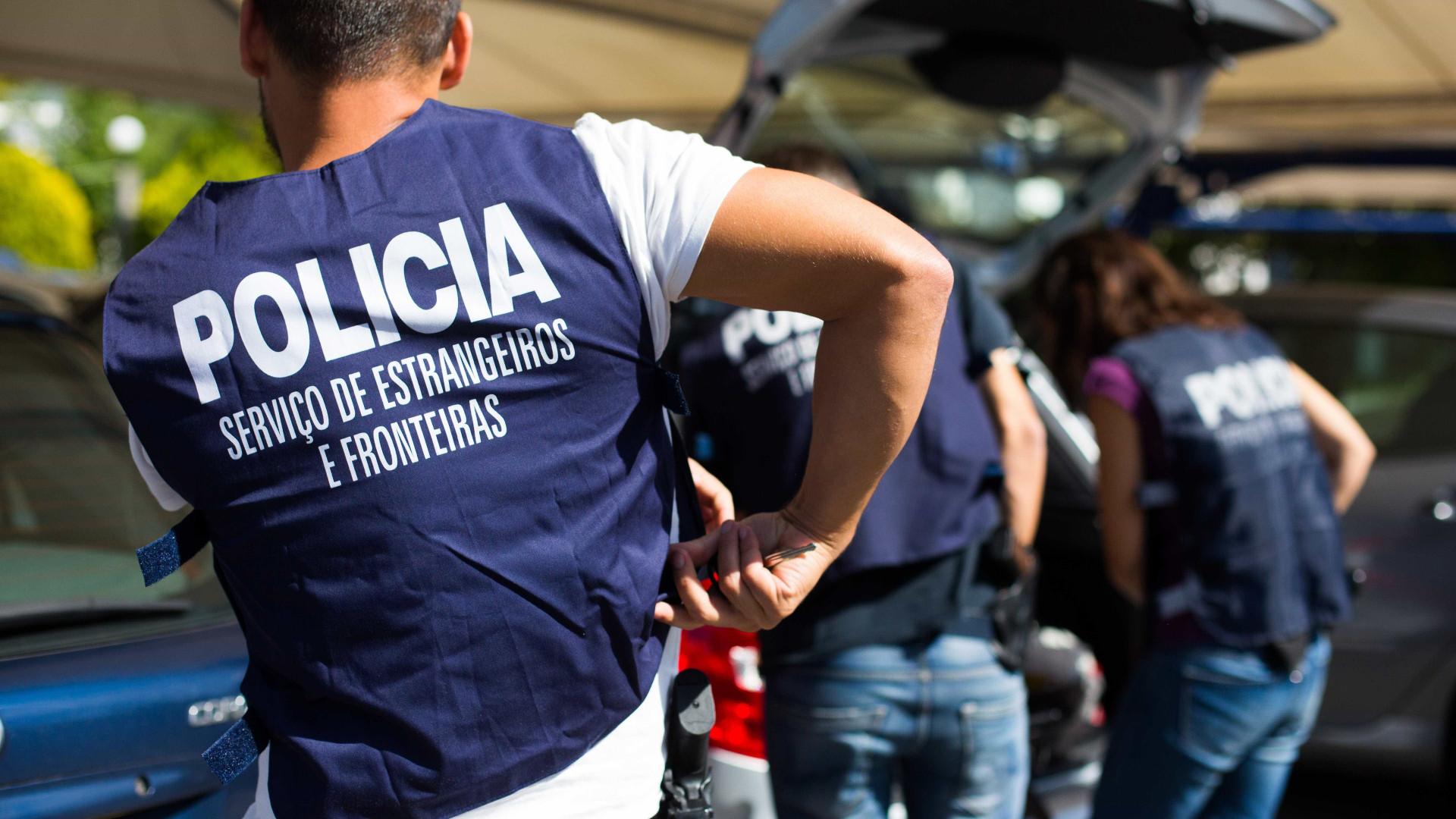 SEF deteta seis atletas estrangeiros sem documentação regularizada