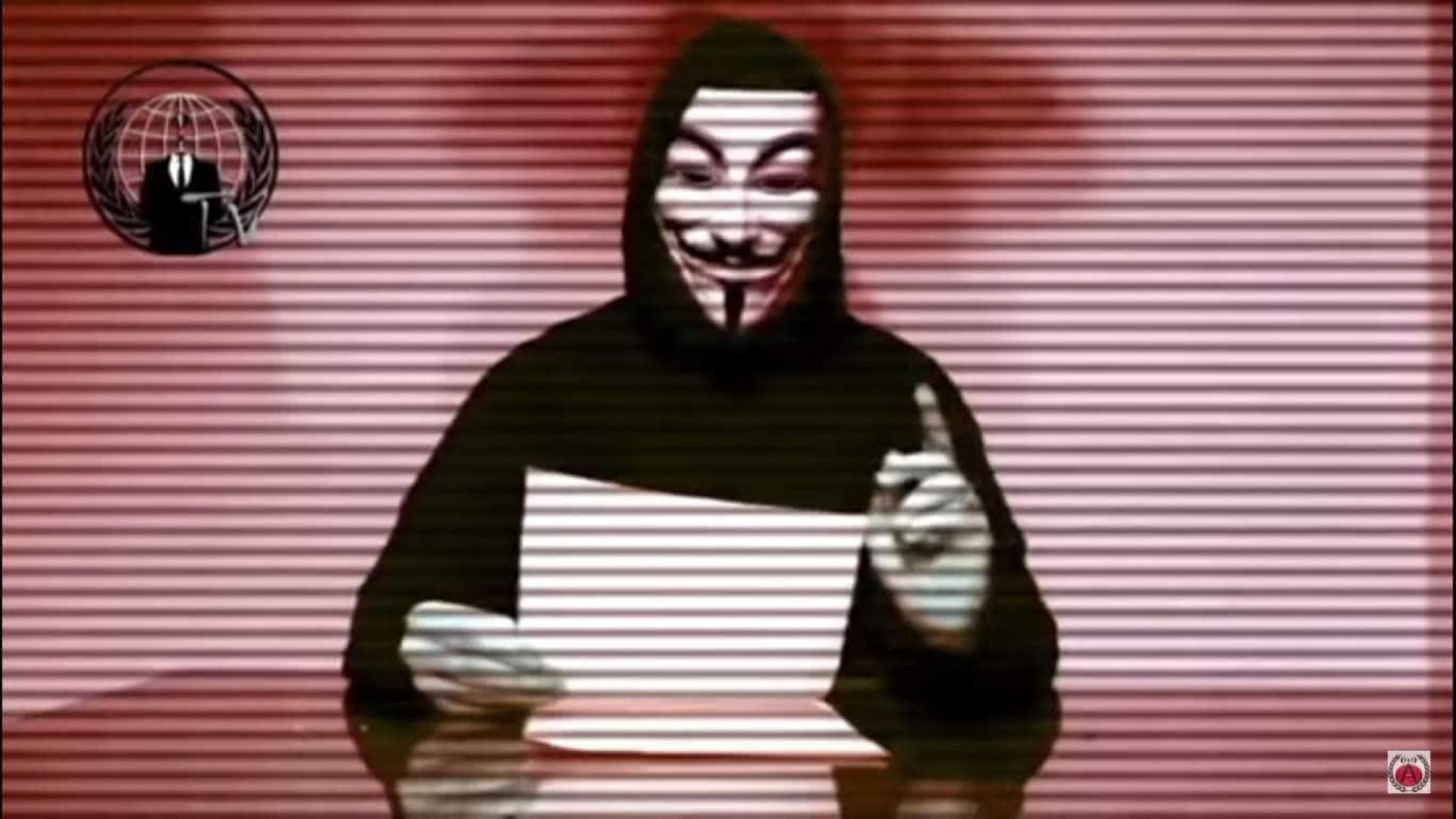 Anonymous ataca página de Tribunal Constitucional espanhol