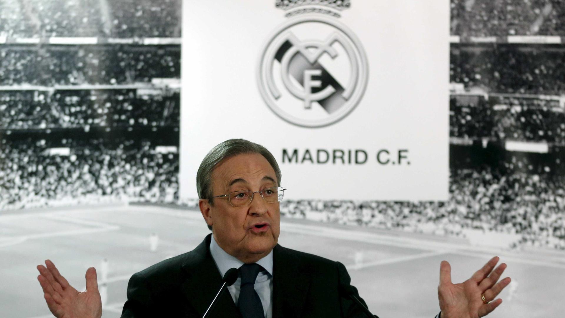 Empresa do presidente do Real Madrid compra ativos eólicos em Portugal