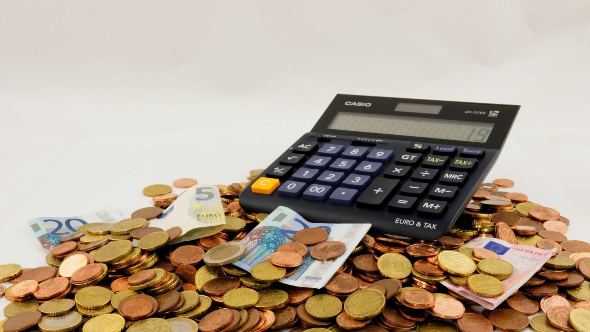 Défice atinge 1,9% do PIB sem medir impacto da CGD