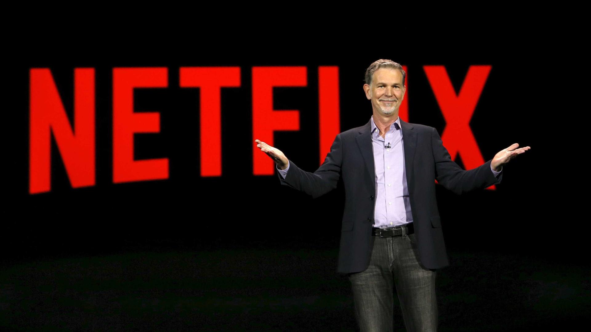 Netflix conquista mais assinantes que o previsto no 3º trimestre