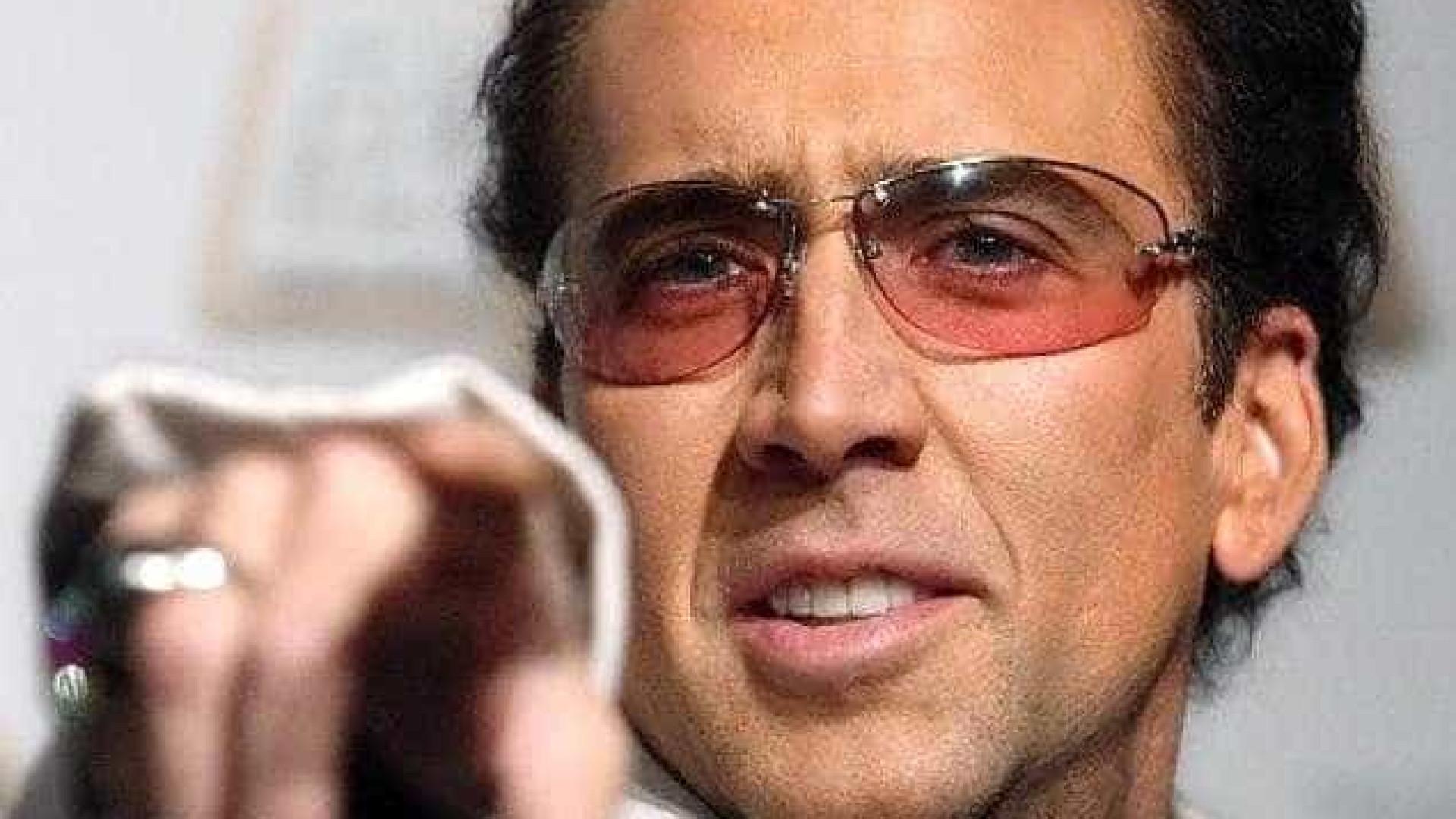 Será que Nicolas Cage aceitava ser o Super-Homem?