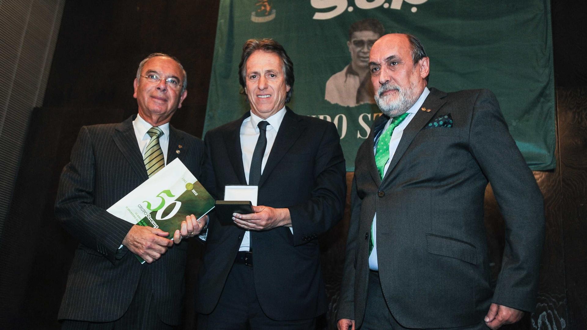Sporting entrega prémios 'Stromp' a 16 de dezembro