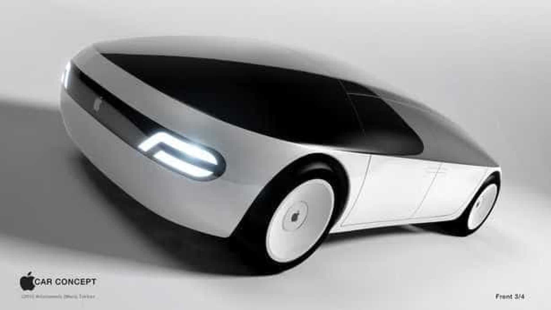 Apple patenteou vidro para-brisas futurista